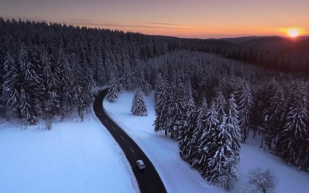 Winterwunder Thüringen